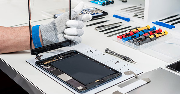 Tablet/iPad Reparatur